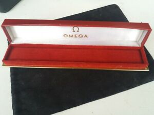 Omega Box -( Lady*s Omega watches)- 1960