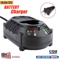 Charger for MAKITA BL1013 BL1014 10.8V/12V Li-ion Battery DC10WA DF330D DF030D