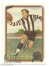 1996 Select Hall of Fame (56) Lou RICHARDS Collingwood