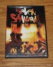 Seven Samurai (Dvd, 2004)