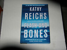 Flash and Bones by Kathy Reichs (2011) SIGNED 1st/1st