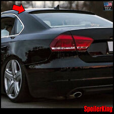Rear Roof Spoiler Window Wing (Fits: VW Volkswagen Passat 2012-on) SpoilerKing