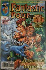 Fantastic Four #6 Heroes Return Marvel Comics