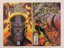 The Holy Terror #1, 2 Complete Run (Image, 2002) VF Condition (2 Comics)