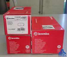 BREMBO FRONT PADS suit HYUNDAI i30 1.3L CRDi, 1.6L CRDi & 2.0L  2007-12
