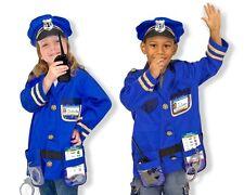 Melissa & Doug Police Officer Role Play Costume Set