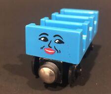 Thomas The Train Wooden Vintage Ada Blue Car 1997
