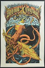 Andrew Ghrist 20,000 Leagues Under The Sea movie poster 24x36 Ken Taylor M Ansin