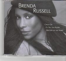 (FR578) Brenda Russell, Catch On / I'll See You Again - 2003 DJ CD