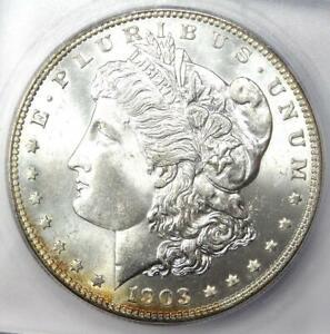 1903-O Morgan Silver Dollar $1 - Certified ICG MS67 - Rare in MS67 - $3880 Value