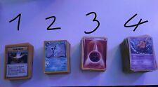 Pokémon Karten Sammlung + Metalbox