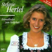 Stefanie Hertel Heimatlieder zum Verlieben (1996) [CD]