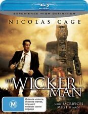The Wicker Man (Blu-ray, 2008)