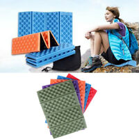 Foldable Outdoor Sports Hiking Camping Foam Seat Cushion Foam Sitting Pad TLP