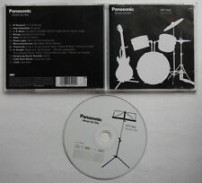 Panasonic Ideas For Life Very Rare Hifi-Test Demo CD Al Stewart Little River Ba