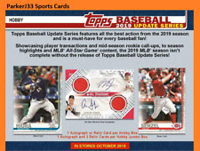 2019 Topps Update Series Baseball Complete Set (us1-300)