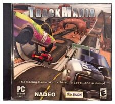 TrackMania Track Mania Pc Brand New Sealed Free US Shipping Nice Classic Race XP