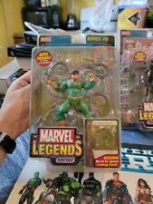 Doc Ock (Series 8 No BAF) Action Figure Marvel Legends 2004