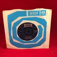 """ENGELBERT HUMPERDINCK The Last Waltz 1967 UK 7"""" vinyl single EXCELLENT CONDIT"""