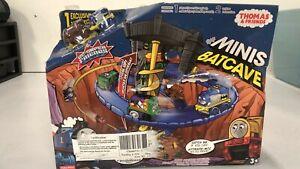 Fisher Price Thomas & Friends DC Super Friends- Minis Batcave (DPR63) Box Damage