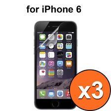 "3 Pcs Slim Matte Anti-glare Screen Protector Guard For Apple iPhone 6 4.7"" A~"