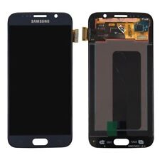 Samsung Galaxy S6 LCD Screen Replacement With Frame, Black, G920