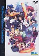 SNK King of Fighters Another Day Anime DVD KOF MAXIMUM IMPACT 2 BONUS JAPAN F/S