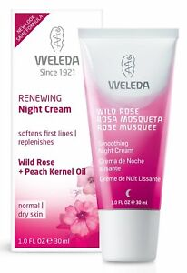 Wild Rose Night Cream - 30ml