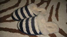 UGGS 13 NAVY BLUE SLIPPERS SHOES GIRLS
