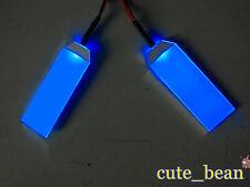 USA DIY BLUE LED LIGHT EYES FOR 1:1 IRONMAN/ BATMAN/BLACK PANTHER HELMET MASK