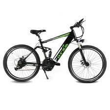 "Mountain-bike elettrica 26"" Bicicletta bici pedalata assistita E-Bike"