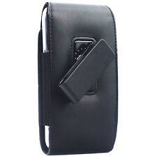 for iPhone 8 7 6s New Swivel Holster Belt-Clip Leather Skin bag Case Cover Pouch
