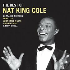 The Best of Nat King Cole CD