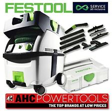 Festool CTL MIDI Mobile Dust Extractor 240v - 584162 + cleaning set - 497697