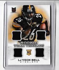 2013 Momentum Le'Veon Bell Quad Relic RC 148/299