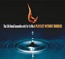 THE/MA,YO-YO SILK ROAD ENSEMBLE-A PLAYLIST WITHOUT BORDERS DELUXE CD+DVD NEU
