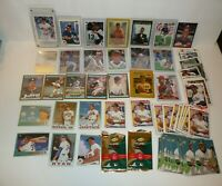 Baseball Card Lot Including Rookie Cards Kevin Maas 1990's Sosa McGwire MLB Team