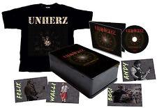 UNHERZ - Jetzt oder nie - Lim.Metalbox Set incl. Digipak-CD, T-Shirt... - 206918
