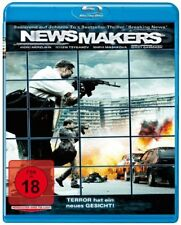 Newsmakers - Terror hat ein neues Gesicht! ( Action-Thriller BLU-RAY ) NEU OVP