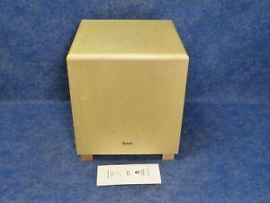 "Unisound SW120 Active Subwoofer / 120W, 10"" Paper Cone, 8 Ohm, 40-250 Hz Light"