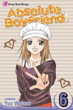 Absolute Boyfriend, Vol. 6-ExLibrary