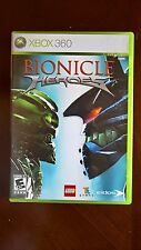 Bionicle Heroes (Xbox 360, 2006) Complete