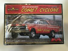 MODEL KING DYNO DON NICHOLSON'S 1965 A/FX MERCURY COMET CYCLONE 1/25 MODEL KIT