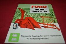 Ford Tractor Forage Harvester Dealers Brochure AMIL15