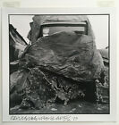 ROBERT RAUSCHENBERG (1979) gelatin silver photograph s/n ed of 50 warhol johns c
