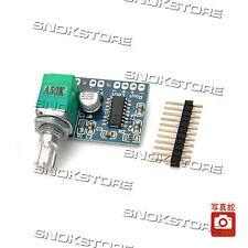 SZX1301 5V 2 X 3W DIGITAL SMALL AMPLIFIER BOARD FOR BARTOP AMPLIFICATORE SPEAKER