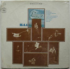 CHICAGO 25 to 6 to 4 MEXICO 1970 SEALED LP Terry KATH Peter CETERA Robert LAMM