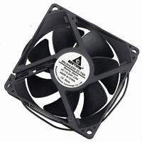 AC 110V 120V 220V 240V 92mm 25mm 92x92x25mm Sleeve Bearing Computer Cooling Fan