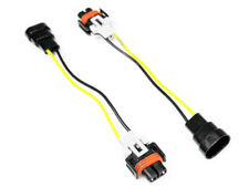 Pair of 9006 to H11 Headlight/Fog Light Conversion Wiring Harness Adapters