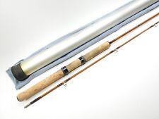 Vintage Edwards Quadrate # 400 Bamboo Spinning Rod. 7'.